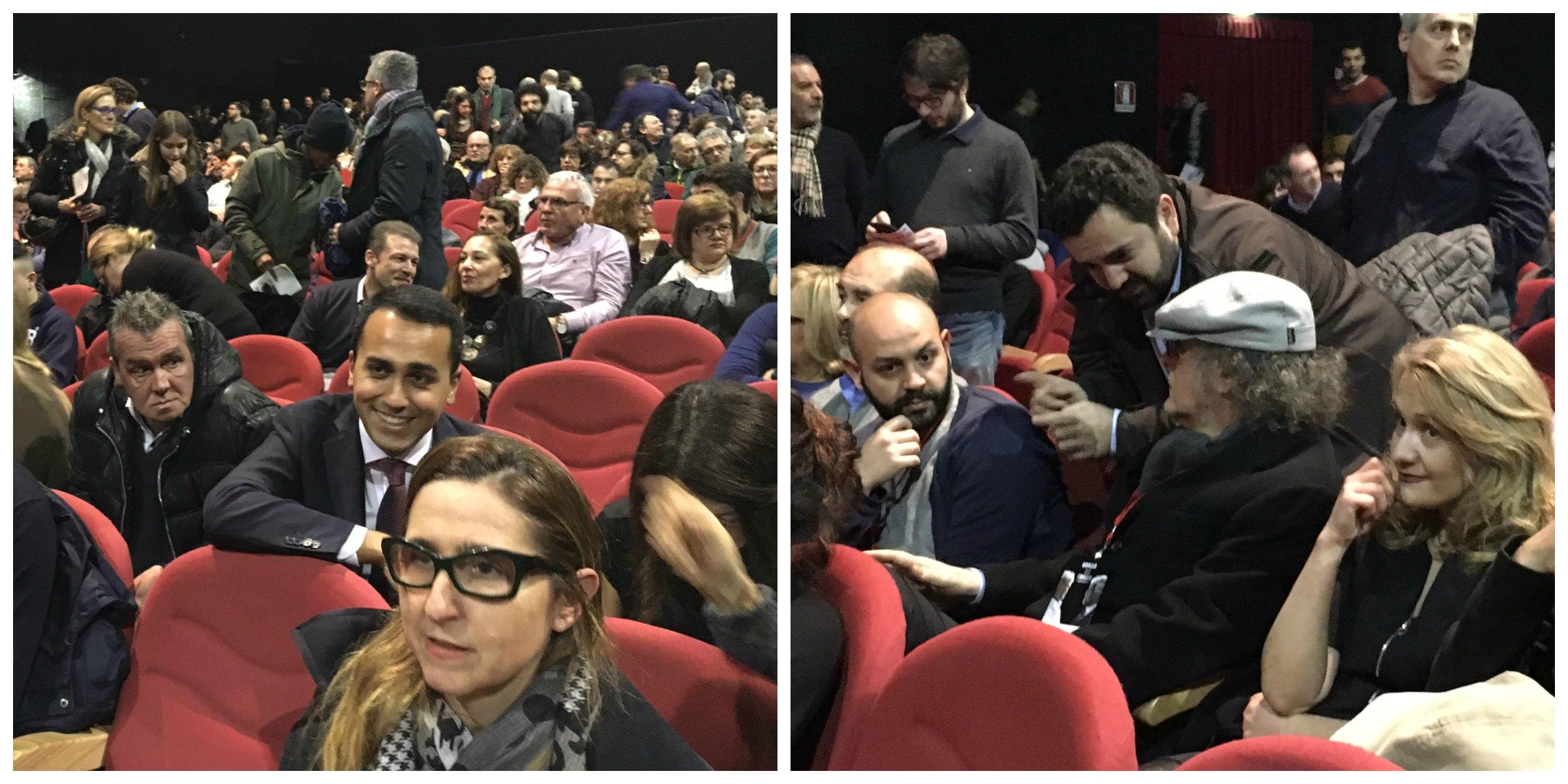 """Beppe Grillo, show a Milano: """"Non sono andato via, ma ora voglio analizzare la realtà da comico. Il M5s? Scherzavo"""""""