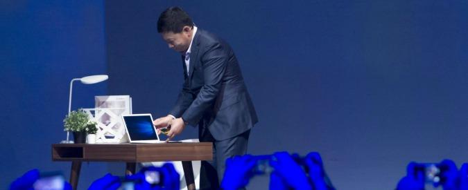 Mobile World Congress, realtà virtuale e qualità della fotocamera protagoniste. Huawei presenta il nuovo MateBook