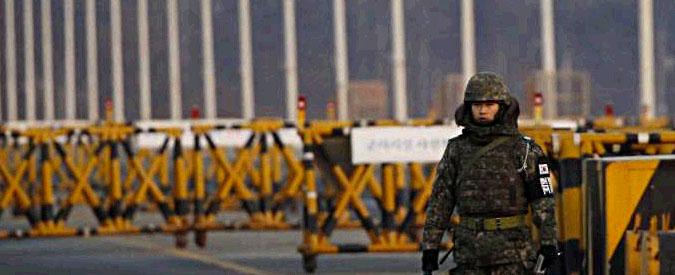 Corea, sale tensione Nord-Sud. Seul chiude parco industriale di Kaesong. Pyongyang ordina occupazione
