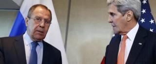 """Siria, Kerry: """"Assad non ci prenda per scemi o inviamo truppe di terra"""". Ankara e Riad pronte ad attaccare"""