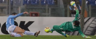 Europa League, Napoli e Fiorentina fuori. Lazio batte Galatasaray ed è l'unica italiana a volare agli ottavi – Video