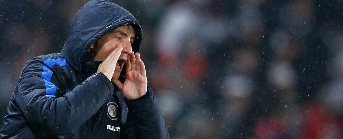 Roberto Mancini, come far spendere 70 milioni alla società per un catenaccio da provinciale. Inter: progetto fallito – Video