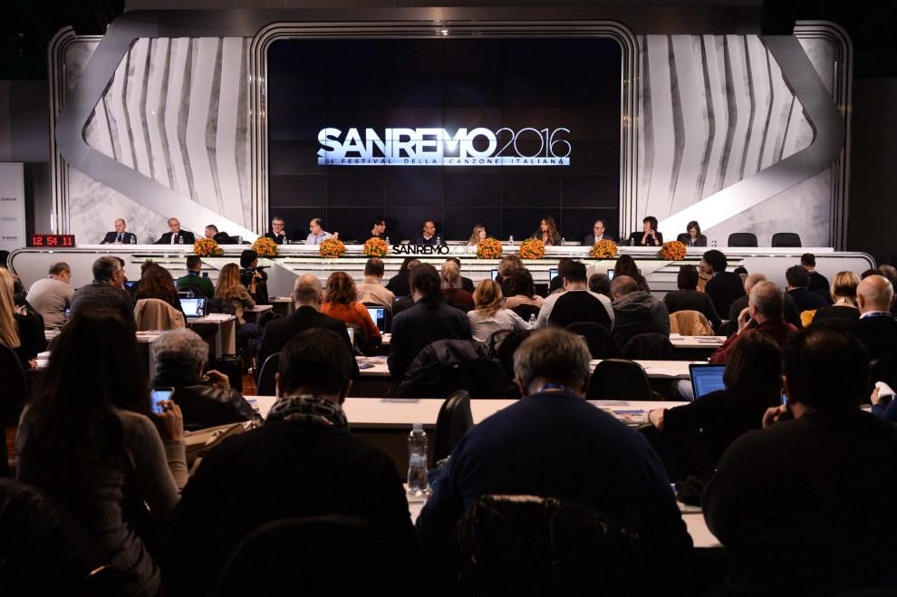 66mo Festival di Sanremo, conferenza stampa organizzazione