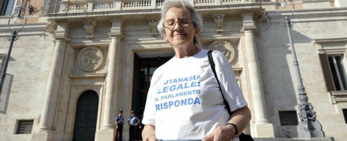 """Eutanasia, Mina Welby: """"Sì a legge che tuteli scelte personali e a cure palliative negli ospedali"""""""