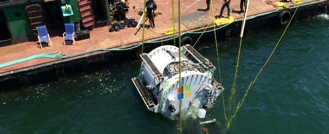 Microsoft verso i data center negli abissi dell'oceano: al via i primi test, si pensa a produzione su larga scala