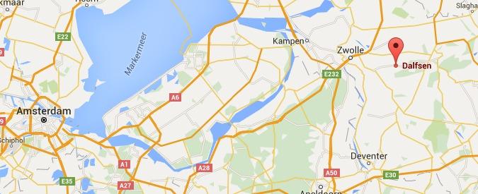 Olanda, scontro tra treno passeggeri e gru: un morto e sei persone ferite