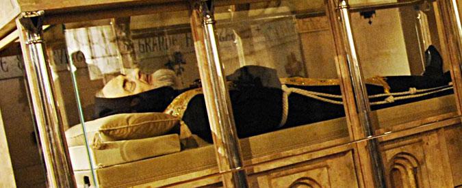 Padre Pio, la salma lascia San Giovanni Rotondo. Misure da capo di Stato per il trasporto: No Fly Zone in Puglia