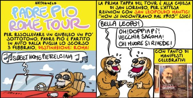 Padre Pio Rome Tour
