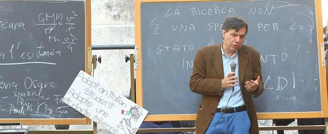 """Ricerca, il fisico Giorgio Parisi: """"Per colpa dei tagli l'Italia rinuncia a 300 milioni"""""""