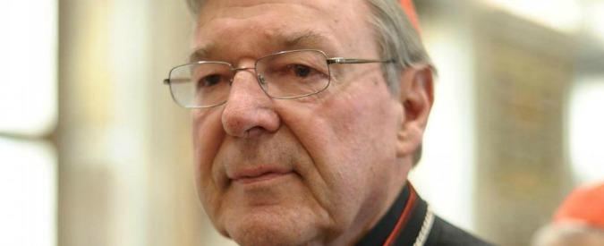 """Preti pedofili, il mea culpa del cardinale Pell: """"La Chiesa cattolica ha commesso errori enormi sulla pedofilia"""""""