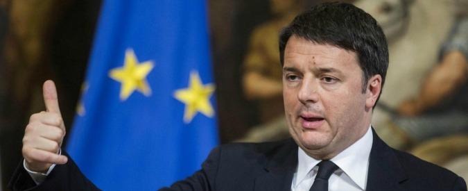"""Unioni civili, Renzi: """"Finito il tempo dei veti. Family Day minaccia su referendum costituzionale? Andrò nelle parrocchie"""""""