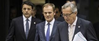Flessibilità, tutte le rivendicazioni e le contraddizioni di Renzi per strappare un sì alla Ue. Lo scontro frase per frase