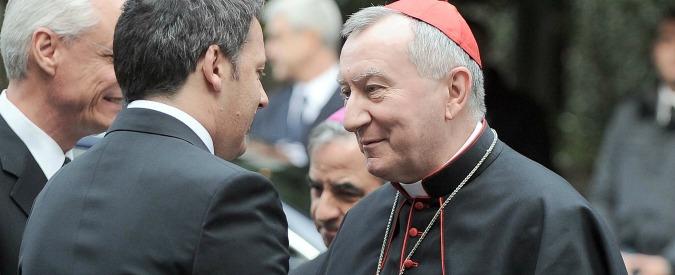 """Unioni civili, Renzi: """"Sul tema la posizione del governo e della Cei non coincidono"""""""