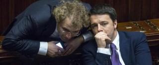 """Consip, Renzi difende Lotti e Del Sette: """"Fuga di notizie? Non dubito di carabinieri e ministri. Aspetto sentenza"""""""