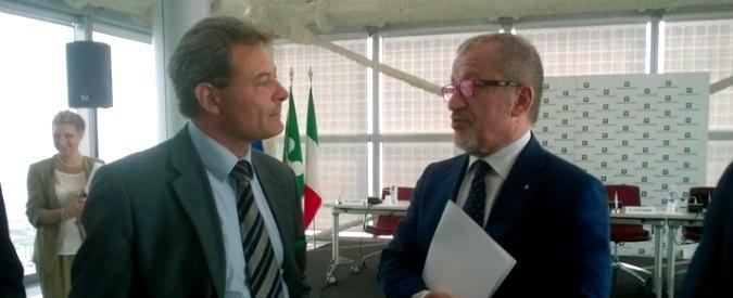 Tangenti sanità Lombardia: la Lega scarica Rizzi, il fedelissimo di Maroni. Vince Salvini, ma il colpo è forte