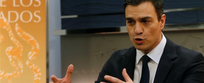 Spagna, vicino l'accordo di governo tra i socialisti del Psoe e Ciudadanos