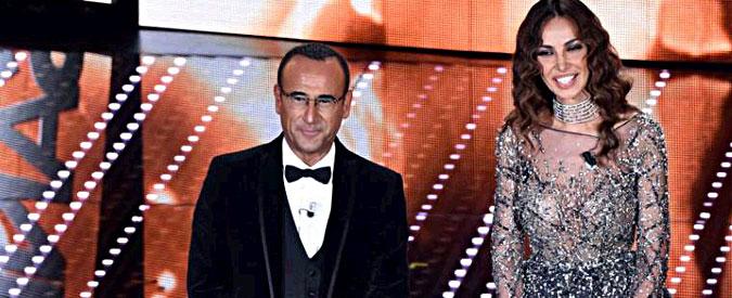 Sanremo 2016, 25 milioni di spettatori totali. Fazio nel '99 registrò il 64% di share: ma non c'erano Sky e Netflix