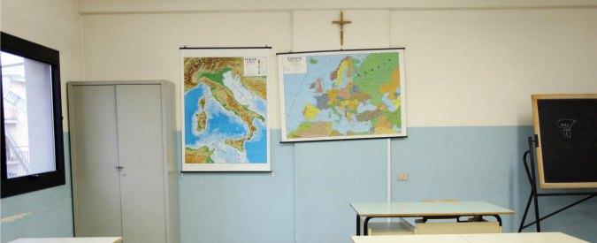 """Benedizioni pasquali a scuola, lo stop del Tar in Emilia: """"Riti della sfera individuale"""""""