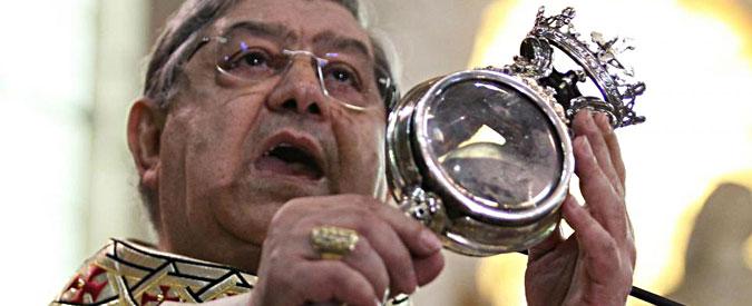 Napoli, decreto del ministero dell'Interno: le mani del cardinale Sepe sul tesoro di San Gennaro