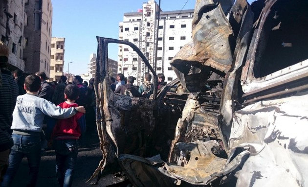 Siria, due esplosioni a mausoleo sciita a Damasco