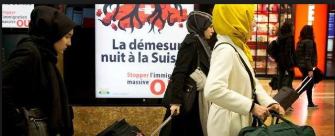 La Svizzera vota no al referendum sulle espulsioni automatiche agli stranieri che commettono reati