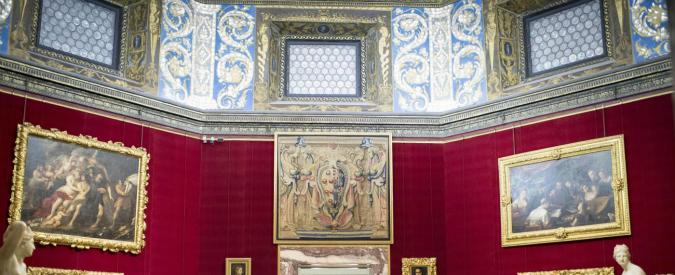 Uffizi di Firenze, non ci sono abbastanza custodi: le sale restano chiuse e le opere nascoste ai visitatori