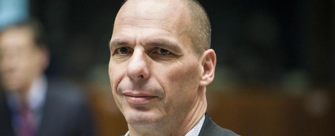 """Ue, Varoufakis: """"Noi viaggiatori di terza classe nel Titanic dell'Unione europea"""""""