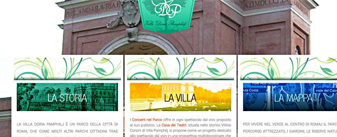 Roma, il Museo di Villa Pamphilj è chiuso da 16 anni. Tra soldi spesi e ritardi nei lavori