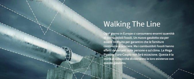 """Tap, il grande gasdotto in un webdoc: """"Come spendere 45 miliardi e restare dipendenti dai combustibili fossili"""""""