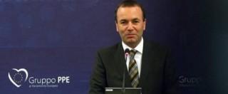 """Flessibilità, Weber contro Renzi: """"L'avete avuta, basta"""". Ma Moscovici: """"Dialogo aperto per rifugiati e terrorismo"""""""