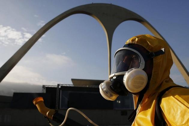 Brasile, disinfestazione dal virus Zika a Rio de Janeiro