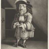 Pieter Schenk (1670-1713), mezzatinta e incisione, Rijksmuseum, Amsterdam