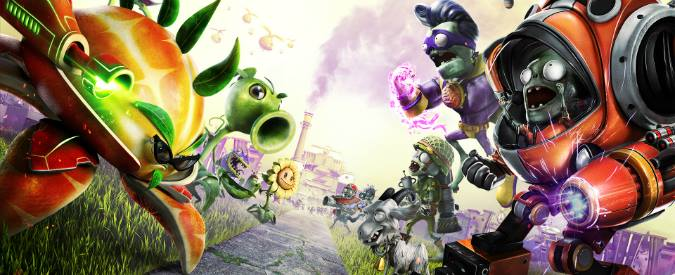 Plants vs. Zombies Garden Warfare 2: prosegue la guerra tra vegetali e non morti