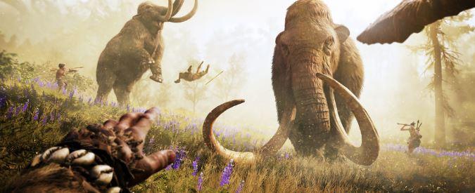 Far Cry Primal, sopravvivere ai tempi del Mesolitico