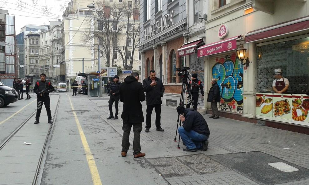 Attentato terroristico a Istanbul: arrestato un uomo