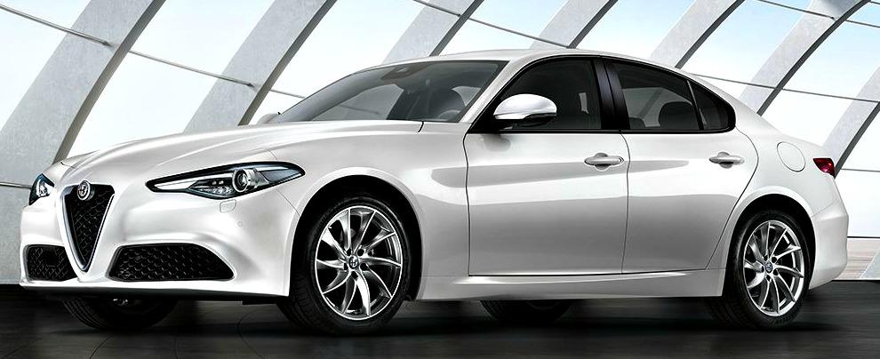 Alfa Romeo Giulia, ecco i listini ufficiali. Si parte da 35.500 euro