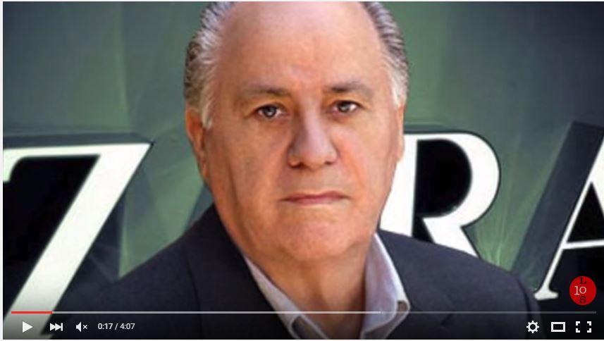 2. Armancio Ortega67 miliardi di dollariSpagnolo è il fondatore e principale azionista di Inditex, l'enorme multinazionale di abbigliamento che possiede, tra le altre cose, i marchi Zara, Massimo Dutti e Stradivarius.