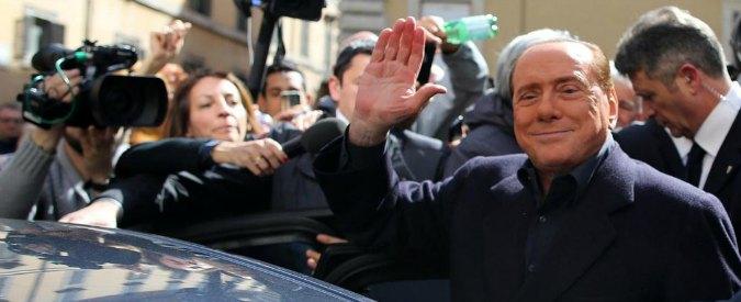 """Berlusconi: """"Infiltrazione di magistrati di sinistra nel M5s. E molti dei deputati sono fancazzisti"""""""
