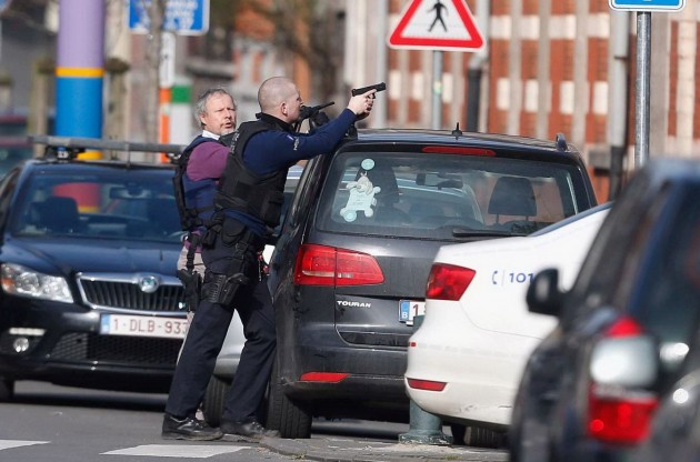 Bruxelles antiterrorismo