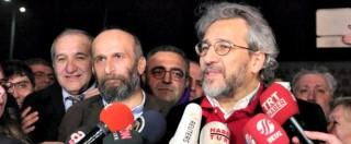 """Turchia. Cronisti arrestati, ispezioni nelle redazioni, giornali costretti alla chiusura. Dundar: """"E' vietato criticare Erdogan"""""""