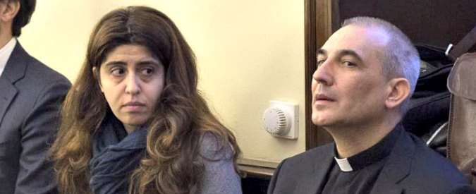 """Vatileaks 2, Balda: """"Chaouqui mi disse 'Chiediamo aiuto alla mafia'. Ho passato documenti ai giornalisti, ero pressato"""""""