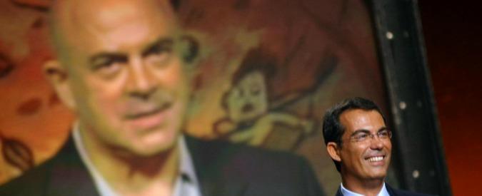 Ascolti tv, bene DiMartedì con Crozza, Travaglio e l'ospite Giannini. Perde ancora pubblico Politics, share si ferma al 3%