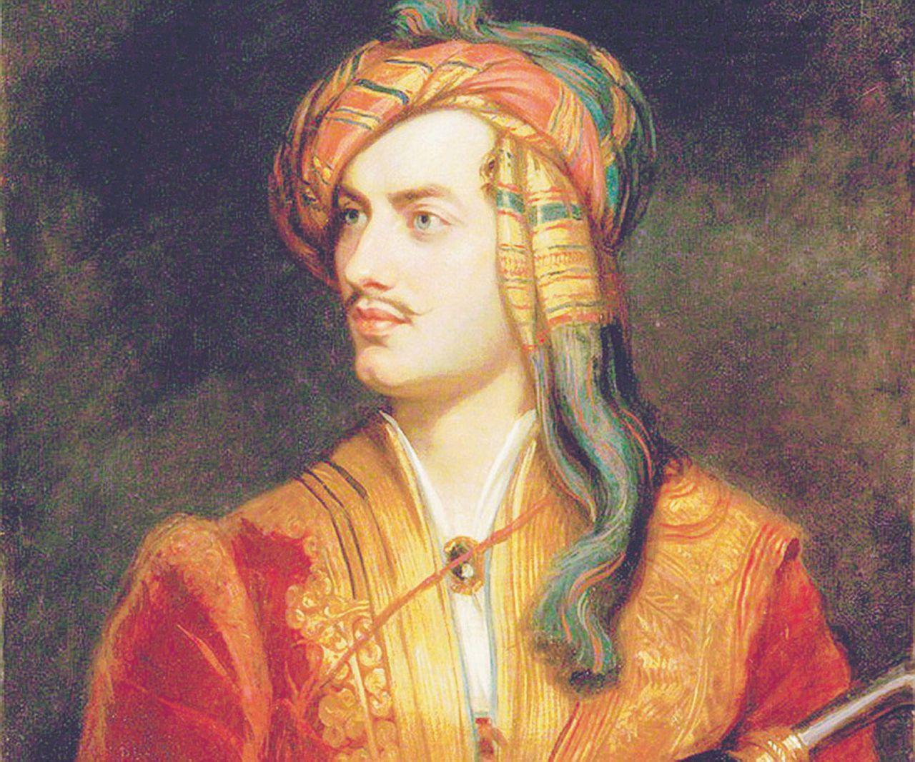 Gli amori illeciti di Lord Byron finiti nel falò dell'editore