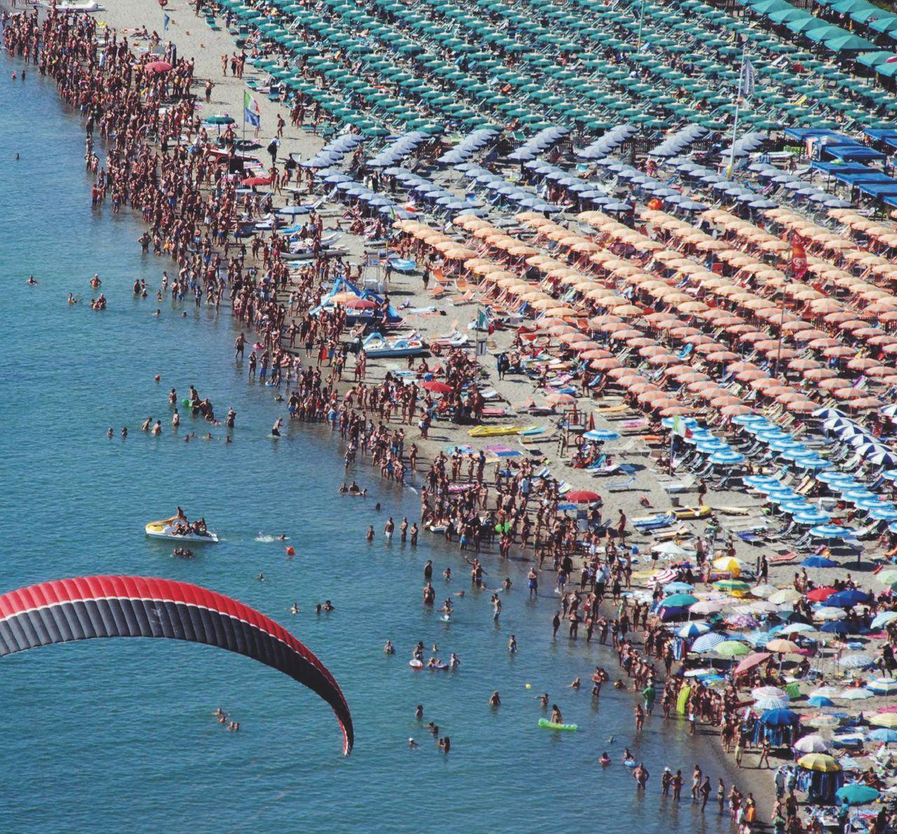 Spiagge italiane: la stangata dell'Europa