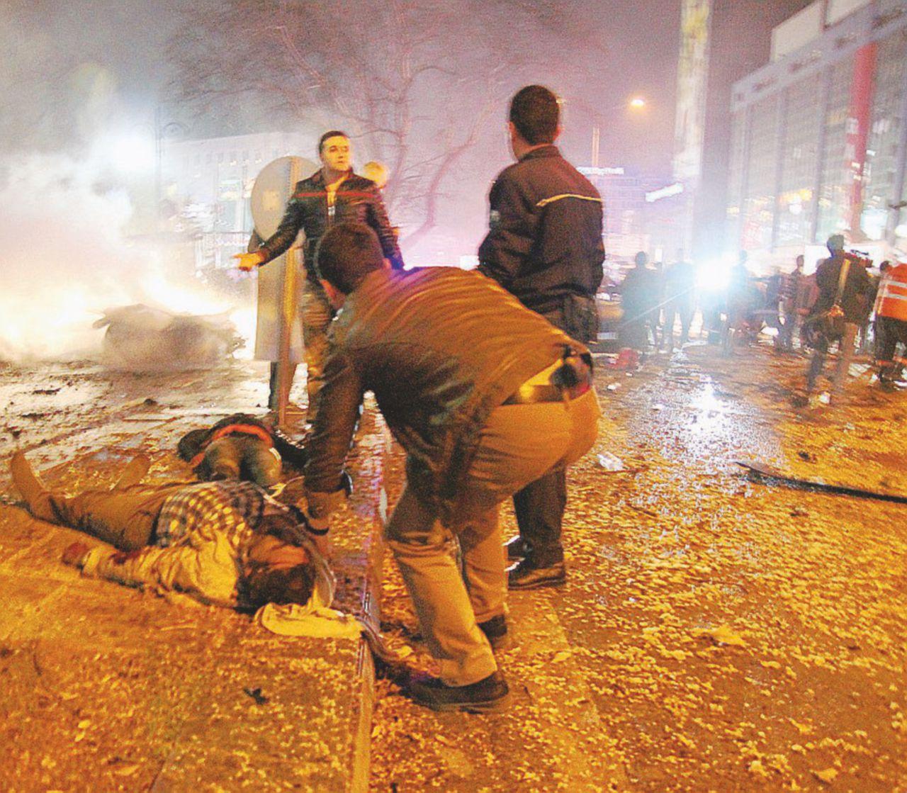 """Strage ad Ankara: """"Gli Usa avevano dato l'allarme"""""""