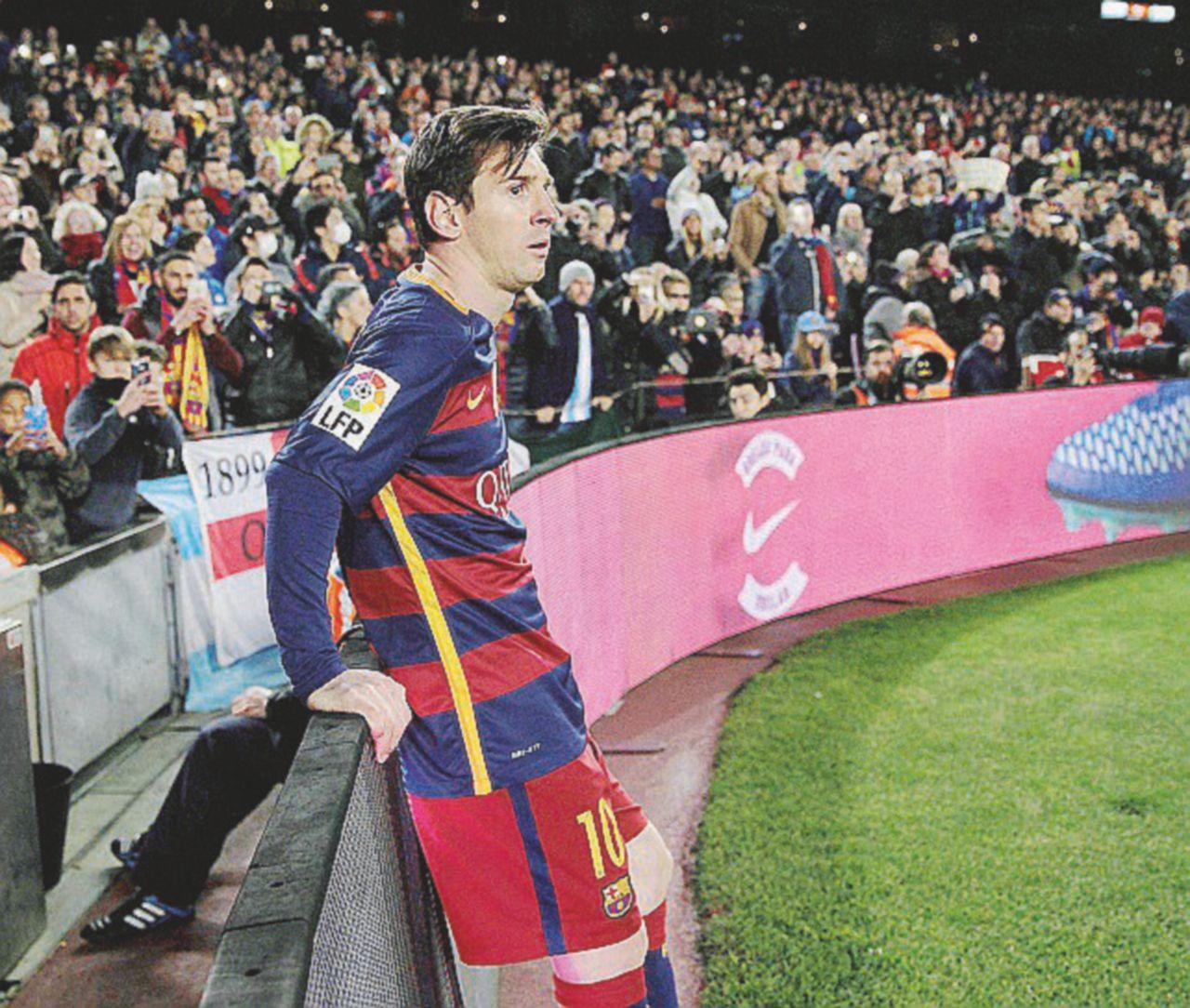 C'è speranza: dal dischetto Messi, Neymar e Suarez sono tre pippe