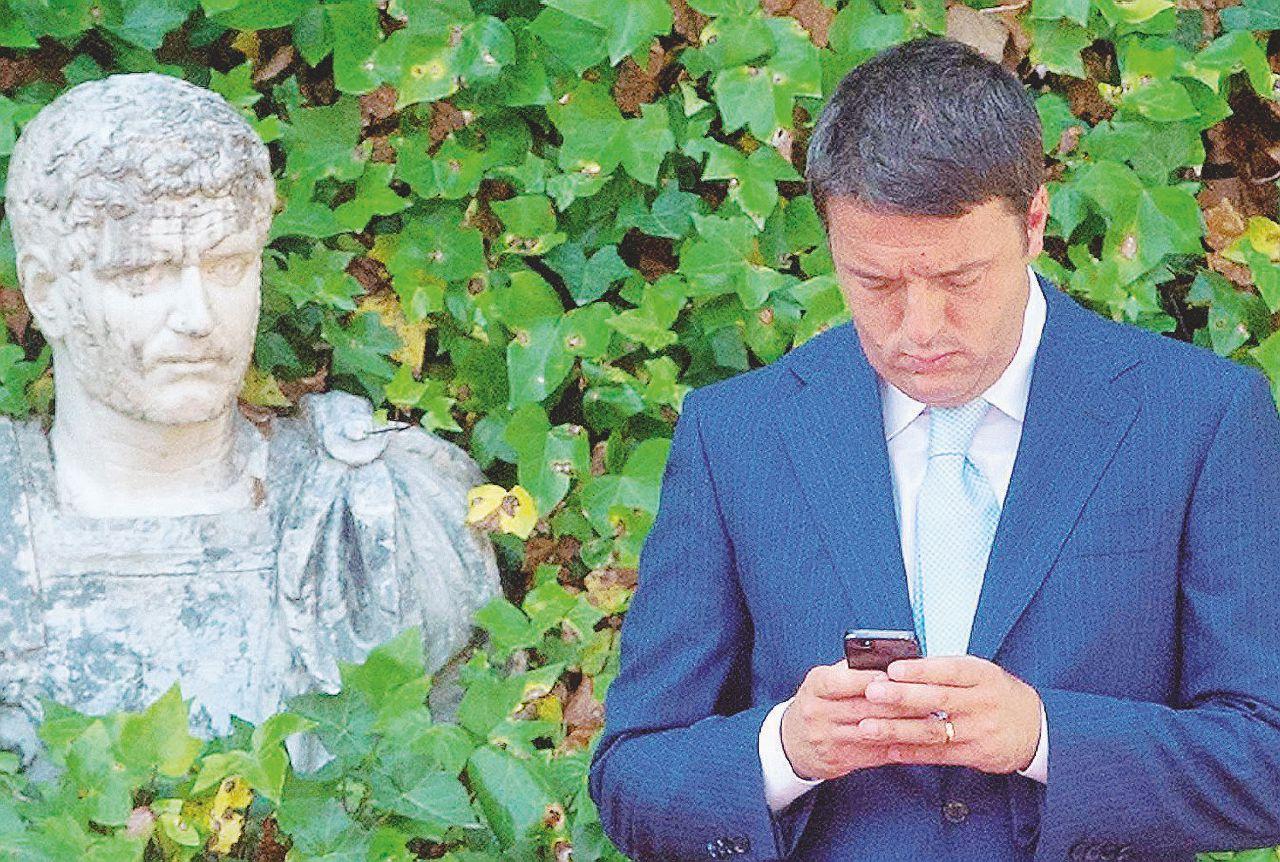 Su Twitter Renzi rottama tutti, Merkel è la regina di Facebook