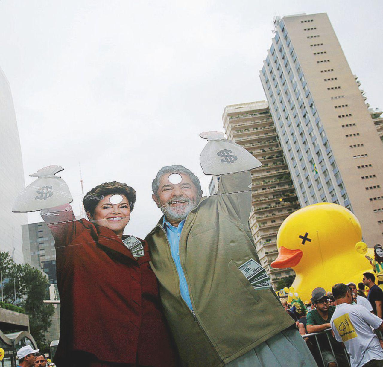Lula sarà presto ministro  per aggirare il processo