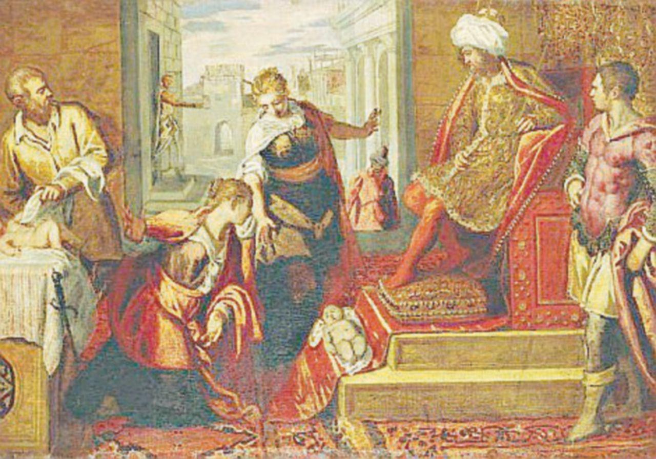 Rubens, Tintoretto, Mantegna e Bellini. Scacco alla banda dei ladri d'autore