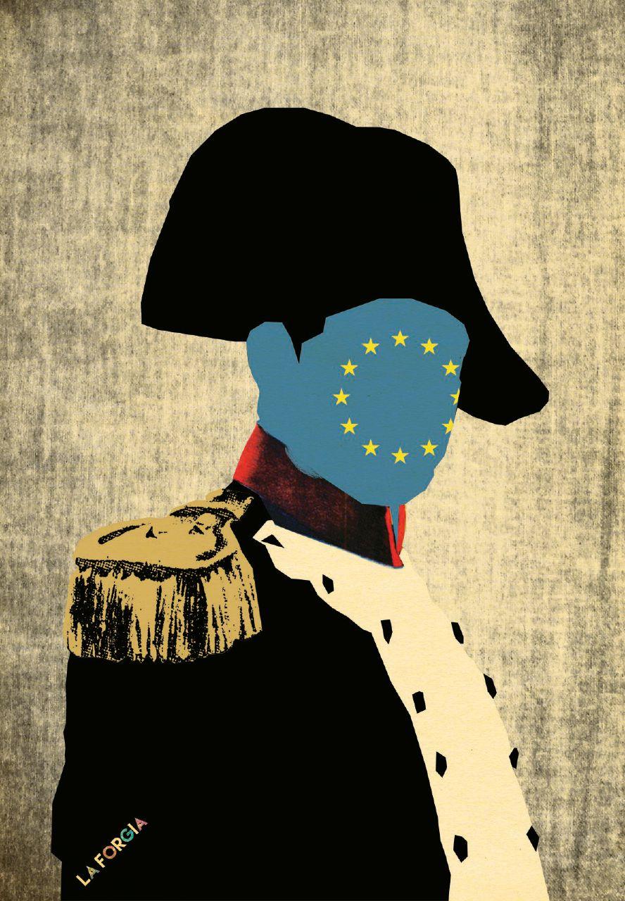 Gli impossibili Stati Uniti d'Europa. Un mito che serve  a salvare l'euro